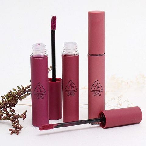 Son-Kem-Li-3CE-Velvet-Lip-Tint