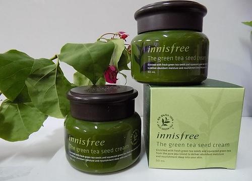 kem-duong-am-Innisfree-Green-Tea-Seed-Cream