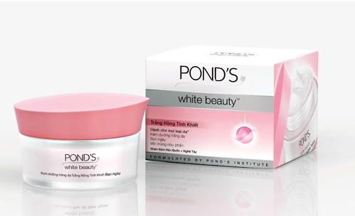 kem-duong-trang-da-ban-ngay-Ponds-White-Beauty