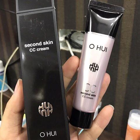 Kem-CC-Cream-Ohui-Second-Skin