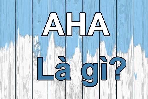 AHA-la-gi