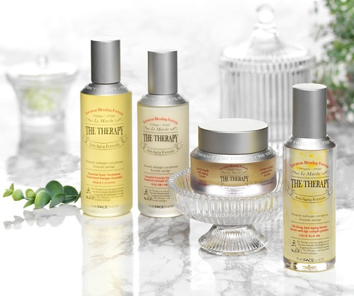 bo-my-pham-chong-lao-hoa-the-therapy-thefaceshop