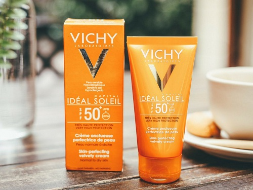 Kem-chong-nang-Vichy-Ideal-Soleil-Milk-Gel-SPF50